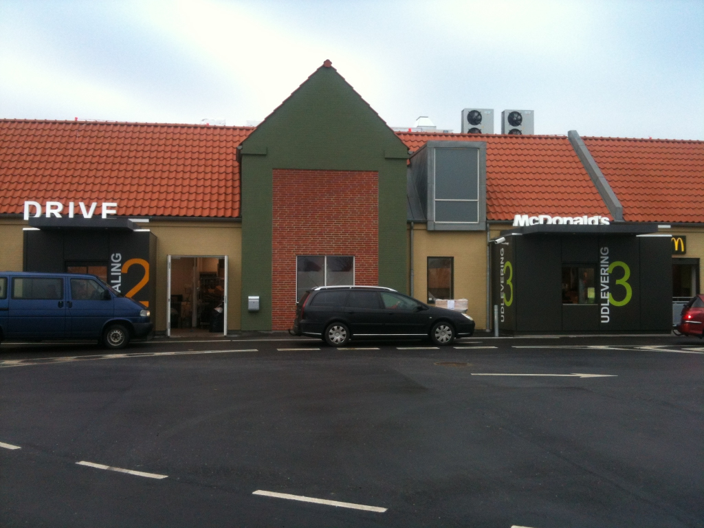 mcdonalds ringsted